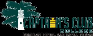 logo captains club college